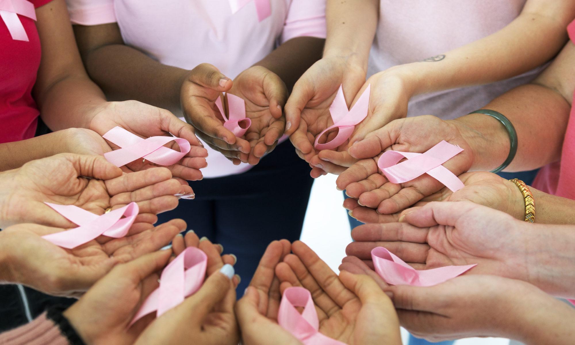 Femme cancer sein